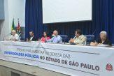 Otaviano Helene, Alexandre Alves Neves, Silva Lima, Carlos Neder, Reginaldo Soeiro e Maria Helena Freitas / Foto: Marco Cardelino